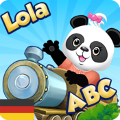 App Icon: Lolas Alphabet Zug
