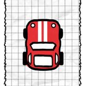 App Icon: Doodle Kart - Game Center Multiplay 7.9999