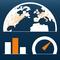 Traffic Monitor - Mobiler Speedtest, Datenverbrauch und Widget