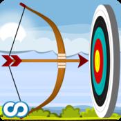 App Icon: Bogenschießen