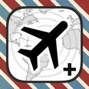 App Icon: Flug+ für iPad - Kostenlos 1.77