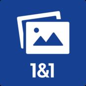 App Icon: 1&1 Fotoalbum