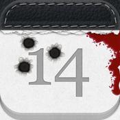 App Icon: Der Mordkalender – die historischen Morde der Weltgeschichte 1.03