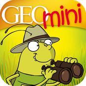 App Icon: GEOmini Safari 1.1.1