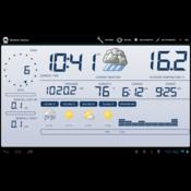 App Icon: Wetterstation