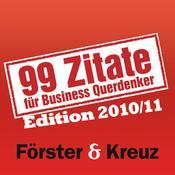 App Icon: 99 Zitate für Business-Querdenker 1.0