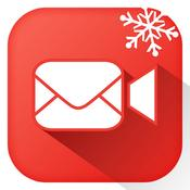 App Icon: VICA -XMAS Edition : Video Card for Christmas, Happy New Year! 1.2.3