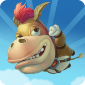 App Icon: Donkey Jump