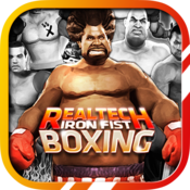 App Icon: Iron Fist Boxing