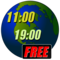World Clock Widget 2015