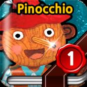 App Icon: Pinocchio: Animated Storybook