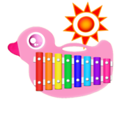 App Icon: Kids Piano Lite