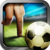 App Icon: Slide Soccer – Anstoβ zum Mehrspiel-Fuβball online! Championship Edition 2.1