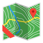 App Icon: Backcountry Navigator