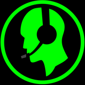 App Icon: Razer Comms – Gaming Messenger