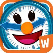 App Icon: Das Uhrzeit Spiel 1.0.3