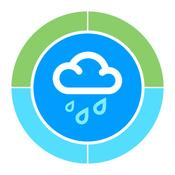 App Icon: RainToday - HD Regenradar 2.3.1