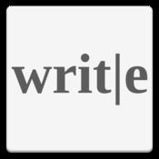 App Icon: Write