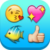 App Icon: EmojisUmsonst – Meine Emoticon-Kunst & Coole Fonts-Keyboard 3.6