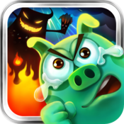 App Icon: Angry Piggy