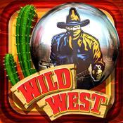 App Icon: Wild West Pinball - Maschine für böse oregon Cowboys mit Flossen und Revolver bewaffnet! 3.10.1