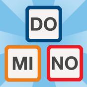 App Icon: Wort Domino - Wörter Spiele für Kinder und Erwachsene (Wortschatz, Lesen) 5.2