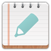 App Icon: SomNote - Beautiful note app