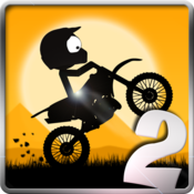 App Icon: Stick Stunt Biker 2