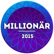 App Icon: Millionär Quiz 2015 - Deutsch