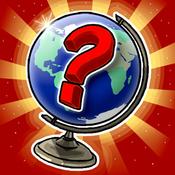 App Icon: Hauptstädte Quiz 14.3