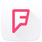 App Icon: Foursquare