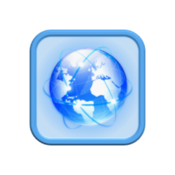 App Icon: Floating Browser
