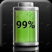 App Icon: Battery Widget (Ladezustand %)