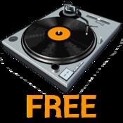 App Icon: Virtuell DJ Drehscheibe Freie