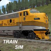 App Icon: Train Sim