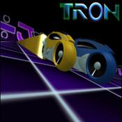 App Icon: GL TRON
