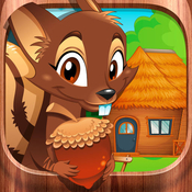 App Icon: Das Baumhaus – Lernspiel für Klein- und Vorschulkinder 1.9