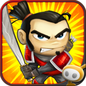 App Icon: SAMURAI vs ZOMBIES DEFENSE