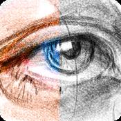 App Icon: Sketch Me! - Sketch & Cartoon