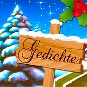 App Icon: Weihnachts-Gedichte - Die 222 schönsten Gedichte zum Lesen, Träumen & Aufsagen 1.2