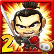 App Icon: SAMURAI vs ZOMBIES DEFENSE 2