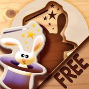 App Icon: Meine ersten Puzzlespiele: Zirkus (lite version) 2.0