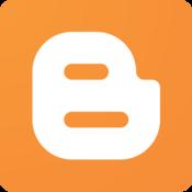 App Icon: Blogger