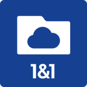 App Icon: 1&1 Online-Speicher