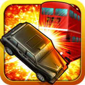App Icon: Traffic Panic London