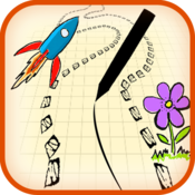 App Icon: Scribble Racer - S Pen