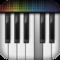 Klavier-Tastatur