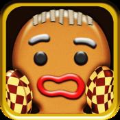 App Icon: Gingerbread Run