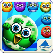 App Icon: Bubble Bird