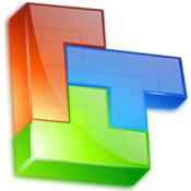 App Icon: Baustein Rätsel